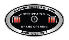55 Years Of Mustang Event Owners Museum Grand Opening Open Tack